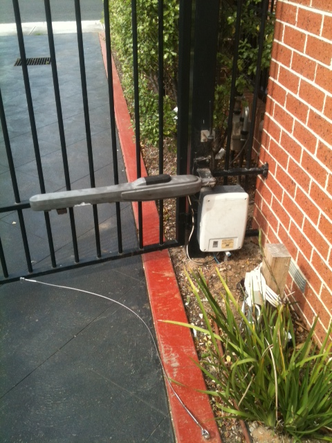 Auto gates Caulfield