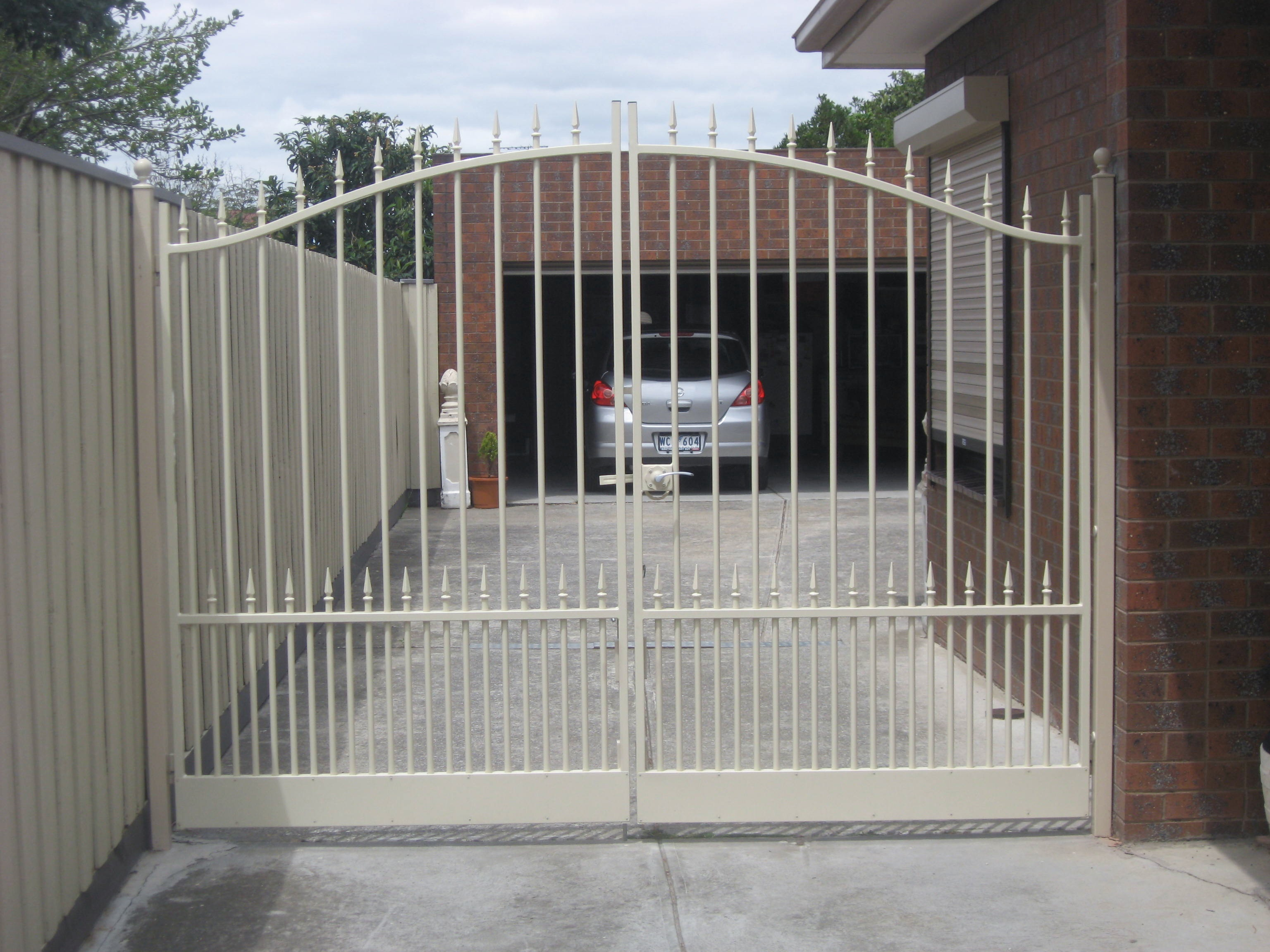 Gates Melbourne Automatic Gate Openers Auto Sliding Gates