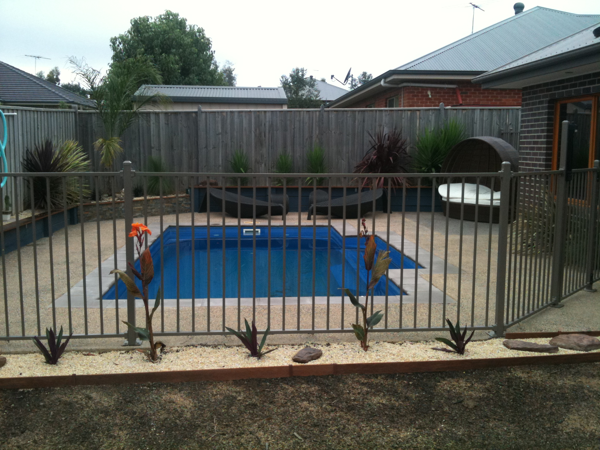 Pool Fencing Melbourne Glass Pool Fences Melbourne Pool